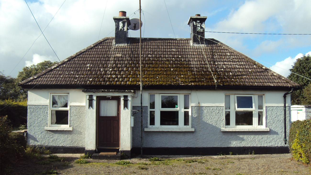 Mckenna associates architect building surveyor trim for Modern irish house architecture