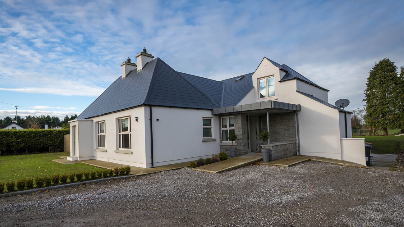 Mckenna associates architect building surveyor trim for Bungalow plans ireland