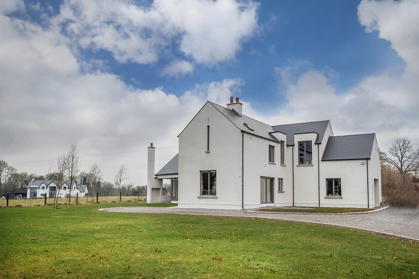 Mckenna associates contemporary house design for Modern irish house architecture