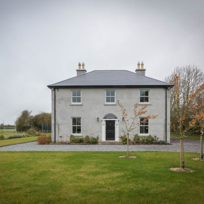 Modern Farmhouse Home External image - designed by mckenna + associates Architects & Building Surveyors Trim Co Meath. Architects Meath. Architects Trim. Registered Architects Meath.